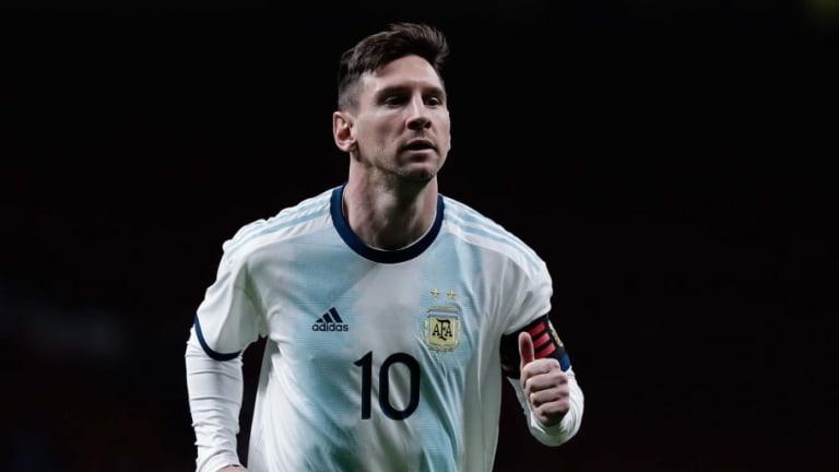 Messi presentó las nuevas zapatillas Adidas basadas en Juego de Tronos