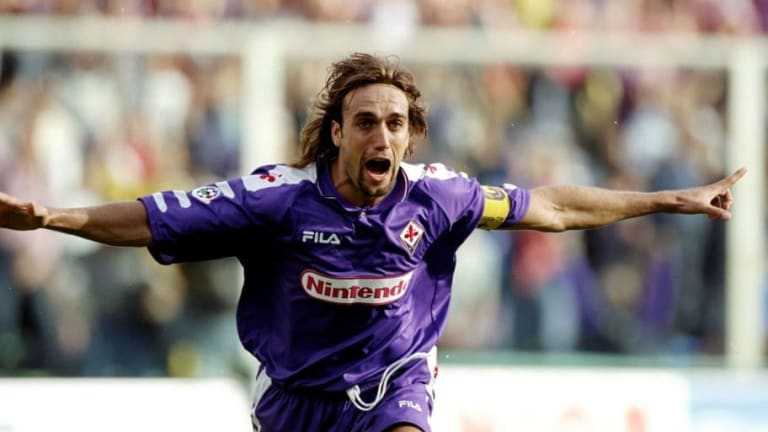 Gabriel Batistuta Reveals Bizarre Reason Why He Never Joined Man Utd or Real Madrid
