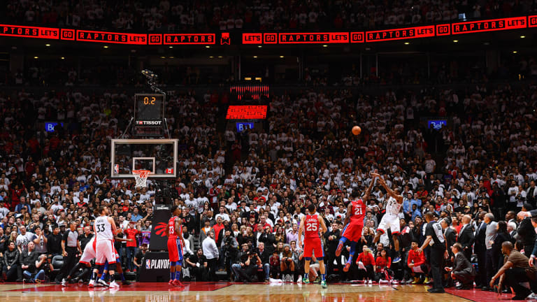 Kawhi Leonard Sends Raptors to Eastern Conference Finals With Insane Buzzer Beater