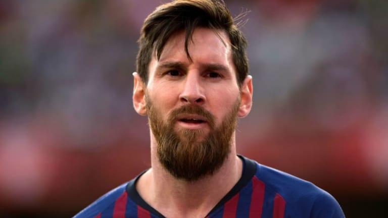 CON RECADO AL MADRID   Las palabras de Leo Messi tras su exhibición en Sevilla