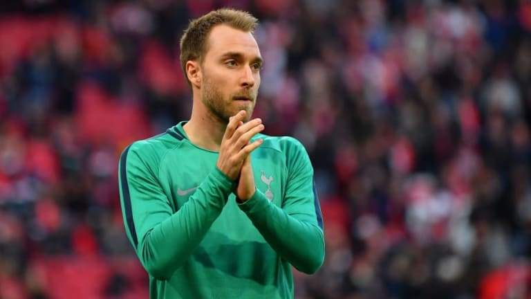 Christian Eriksen's Family House-Hunting in Madrid Amid Speculation Over Spurs Exit