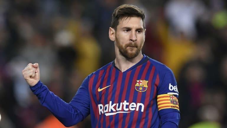 Los goles de Messi en liga con el Barcelona según el día de la semana