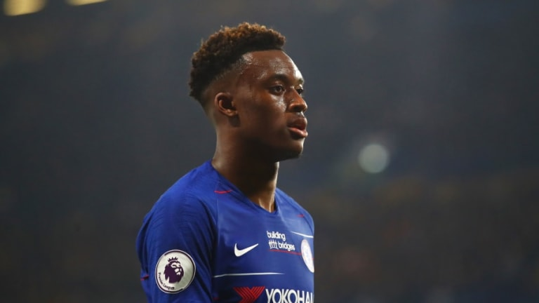 Chelsea Close to Agreeing New Five-Year Deal for Bayern Target Callum Hudson-Odoi