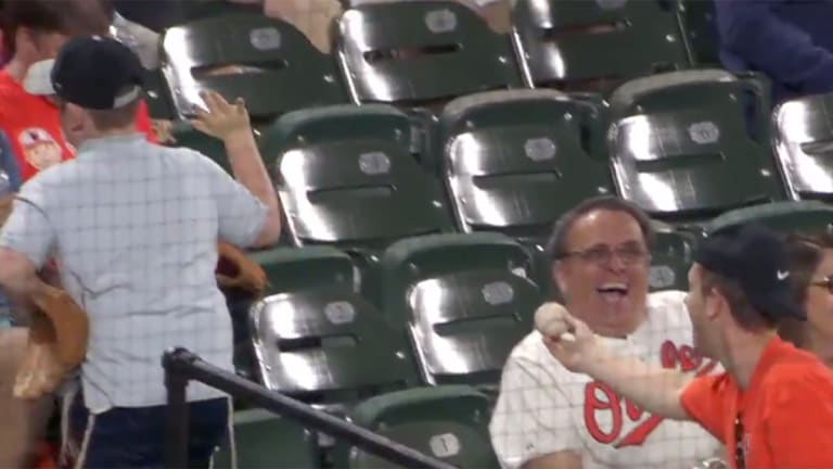 Watch: This Young White Sox Fan Refusing to Take a Foul Ball Will Make You Laugh Until You Cry
