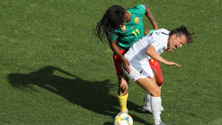 Ali Riley Column: Fourth Time Unlucky, Dealing With Heartbreak and Coping With Cameroon