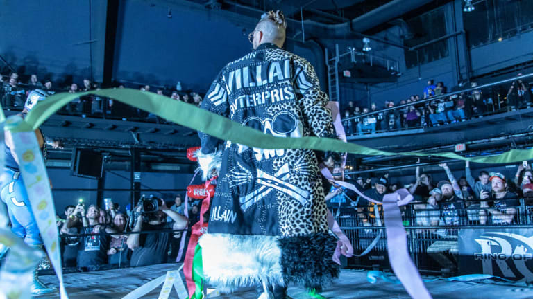 Q&A: Marty Scurll Promises to 'Blow the Roof Off the Place' at G1 Supercard