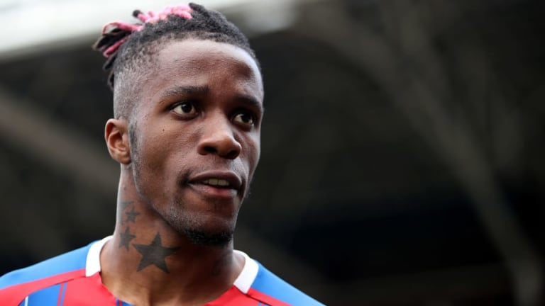 Everton Poised to Offer Crystal Palace Two Players Plus Wad of Cash for Wilfried Zaha