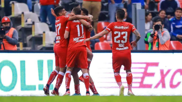 El 1x1 de los jugadores del Toluca en el empate con Cruz Azul
