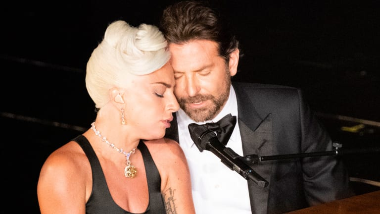 Traina Thoughts: Sports World Reacts to Lady Gaga and Bradley Cooper's Emotional Oscars Performance
