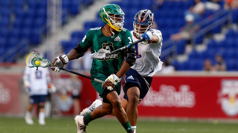 Lacrosse Veteran Kyle Harrison Reflects on the First Month of the PLL's Inaugural Season