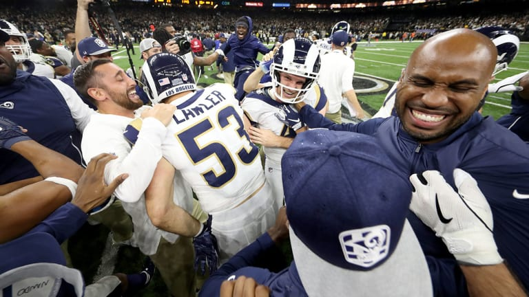 The Best Twitter Reactions to the Rams' Win Over Saints After Controversial No-Call