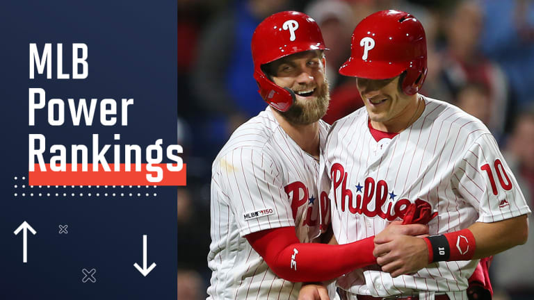 MLB Power Rankings: Youngest Teams Showcase the Best and Worst of Baseball