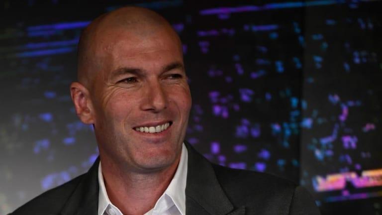 Zinedine Zidane cobrará casi el doble del salario que tenía antes de salir del Real Madrid