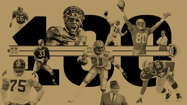 100 Figures Who Shaped the NFL's First Century