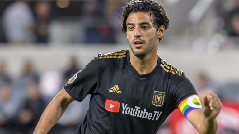 LAFC Scores Four Goals in 12 Minutes, Holds on to Beat Atlanta United
