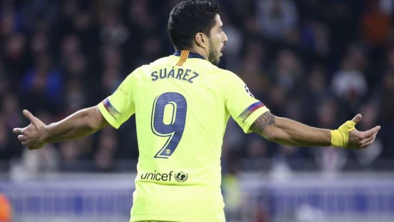 Los alarmantes números del FC Barcelona a domicilio en Champions League