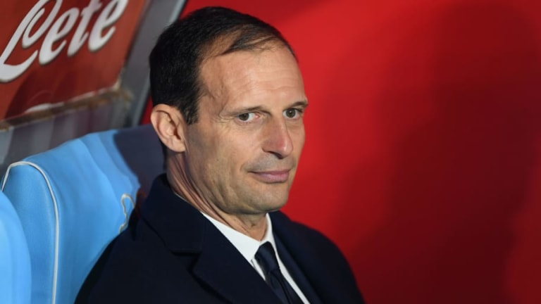 Massimiliano Allegri's Juventus Future Unclear Amid Claims He Wanted to Resign Before Napoli Clash