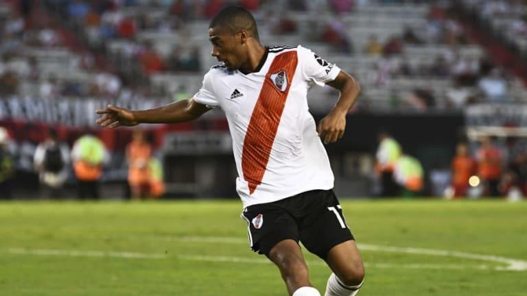 La historia oculta de Nicolas De La Cruz antes de llegar a River Plate