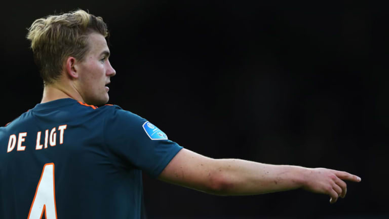 6 Completely Serious Reasons Why Matthijs de Ligt Should Turn Down Barcelona for Manchester United