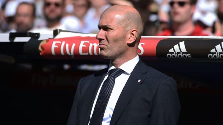 """La rueda de prensa de Zinedine Zidane: """"La sensación es que nunca me he ido de aquí"""""""