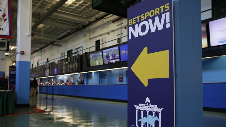 New Jersey Sports Betting Passes Nevada for the First Time