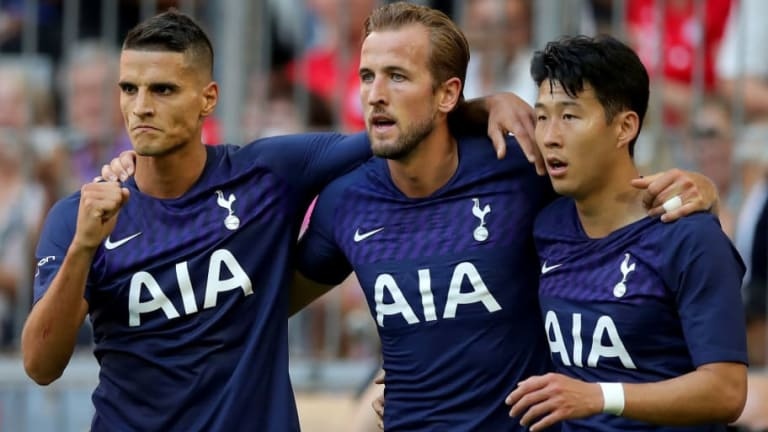 Real Madrid 0-1 Tottenham: Report, Ratings & Reaction as Spurs Beat Blancos to Reach Audi Cup Final