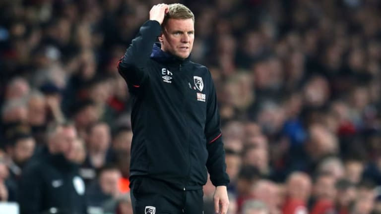 Eddie Howe Insists Bournemouth Players Need to Accept Responsibility for 5-1 Defeat to Arsenal