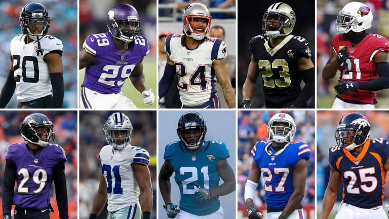 The NFL's Top 10 Cornerbacks | The MMQB NFL Podcast
