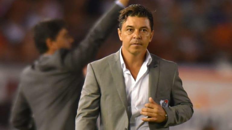 La probable formación de River para enfrentar a Atlético Tucumán
