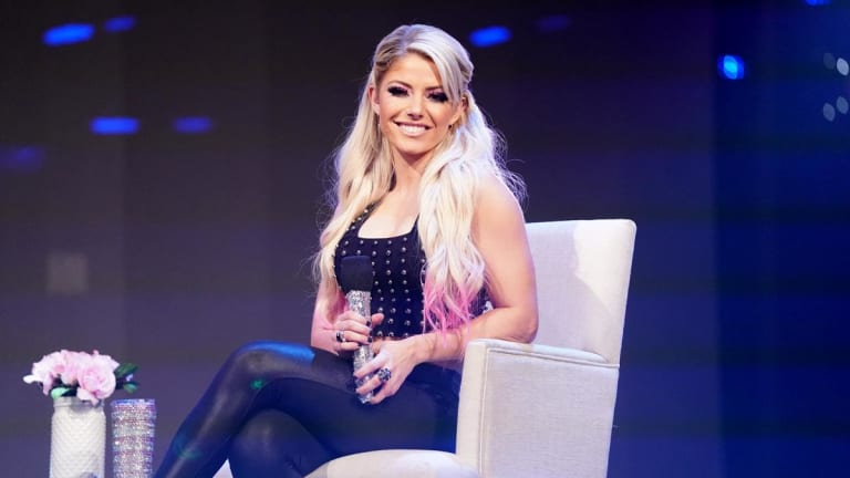 Lexi Kaufman Loves Playing 'the Complete Opposite' of Herself as Alexa Bliss