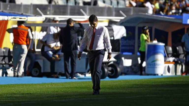 Alfonso Sosa habría salido del San Luís por supuesta discriminación a sus jugadores