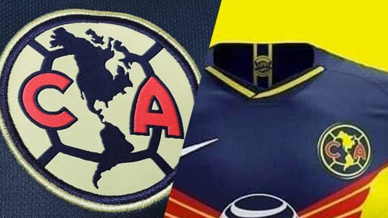 Se filtra el que sería el uniforme del América para la temporada 2019-2020