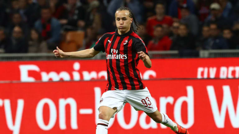 Torino Complete Signing of AC Milan Defender Diego Laxalt on Season Long Loan
