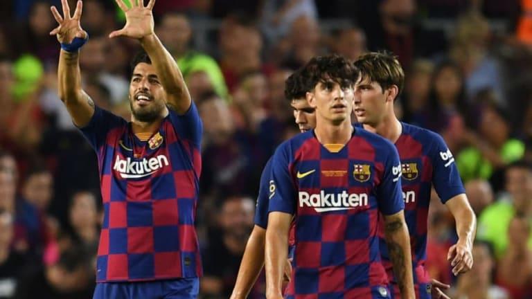 El canterano del Barcelona que se rifan en Europa