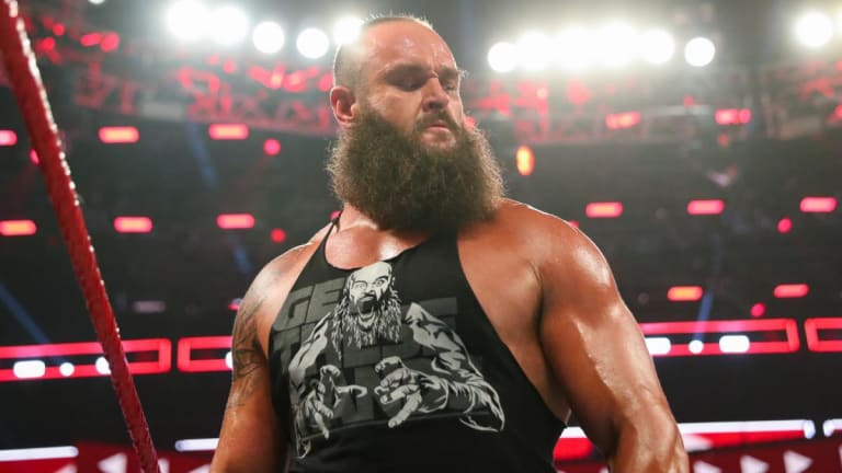 The Week in Wrestling: Braun Strowman Wants to Hold a Title, Just Not Right Now
