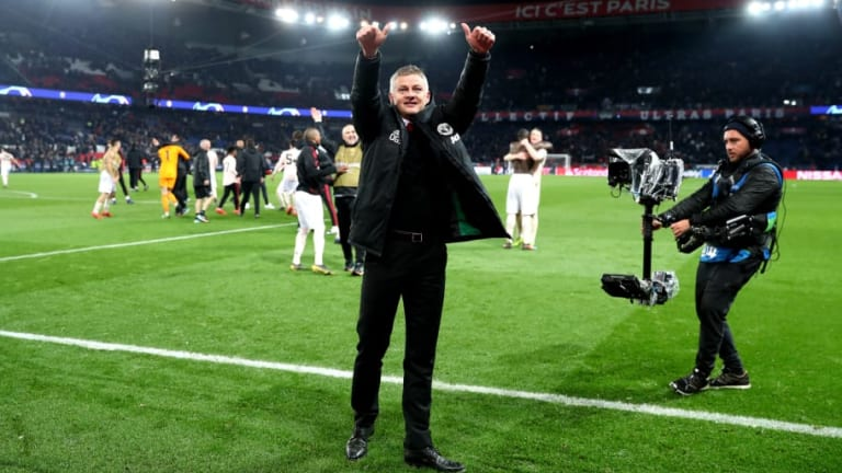 Ole Gunnar Solskjaer Admits Friends Have Been Texting Him the 'Reason' United Can Beat Barcelona