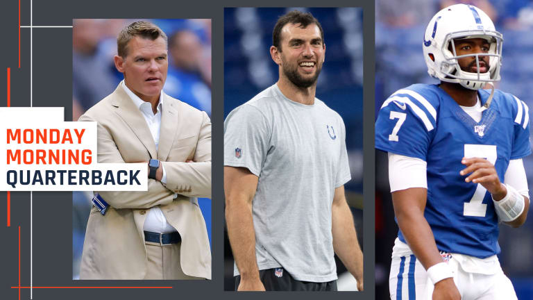 How the Colts Are Pushing Forward Without Andrew Luck
