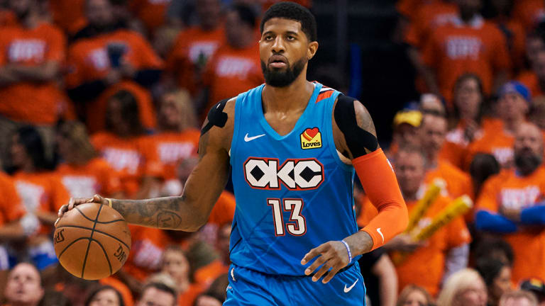 Report: Thunder Trade Paul George to Clippers for Record Number of Draft Picks