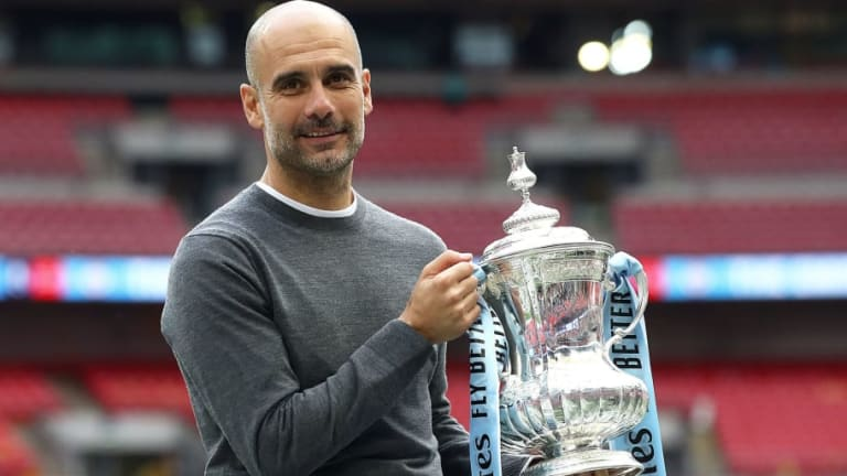 Pep Guardiola Pleased at 'Proving Critics Wrong' After Winning Domestic Treble With Man City