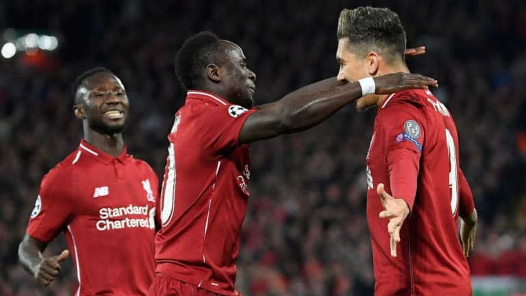 Twitter Reacts as Liverpool Breeze Past Porto in Champions League Quarter Final 1st Leg