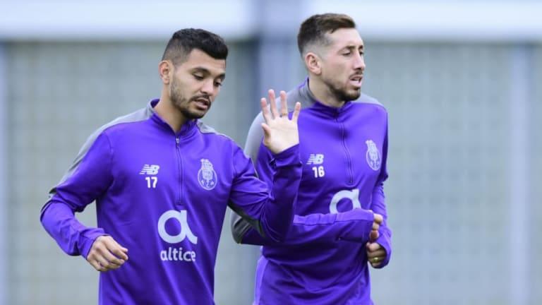ORGULLO | Tres futbolistas mexicanos en el XI ideal de la liga portuguesa