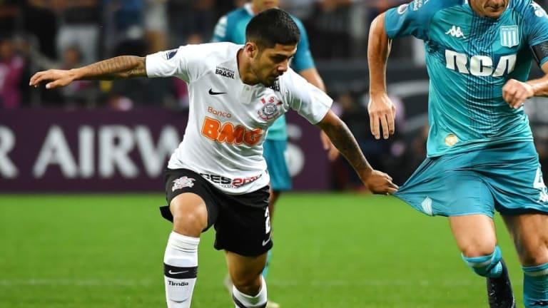 Sergio Díaz volverá al Real Madrid tras su pobre paso por el Corinthians
