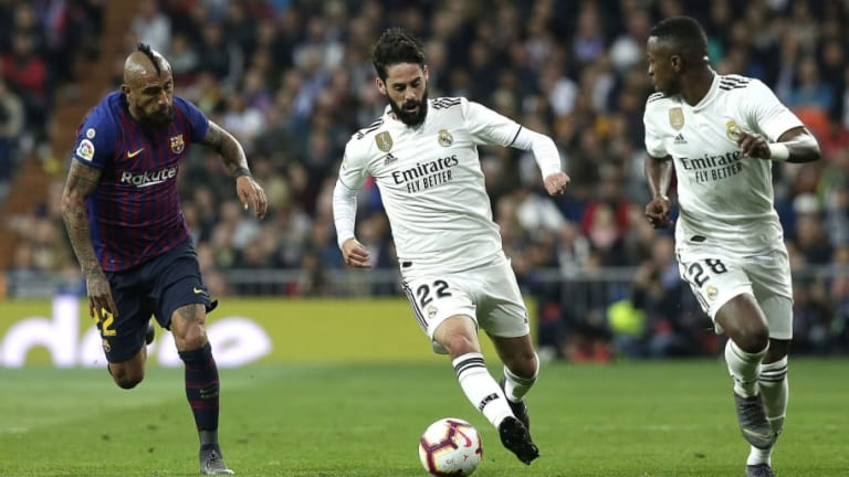 Isco Tells Agent to Contact Man City & Juventus to End Real Madrid Nightmare