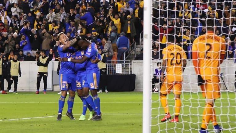 Lo bueno, lo malo y lo feo que se vio en la victoria de Tigres frente a Houston Dynamo