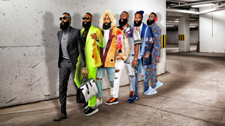 How Athletes Are Turning Arena Entrances into Fashion Shows
