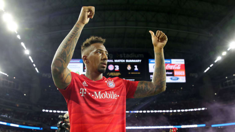 Jerome Boateng to Leave Bayern Munich's Pre-Season Tour for 'Private' Reasons