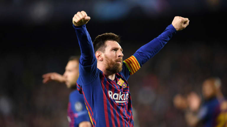 The 6 Other Players to Score 600 Goals at Club Level as Lionel Messi Hits Landmark for Barcelona