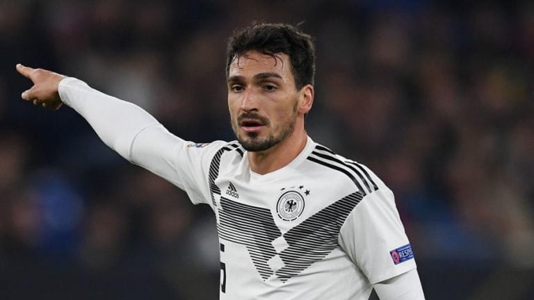 Mats Hummels Labels Enforced Germany Retirement 'Incomprehensible' in Latest Response to Joachim Low
