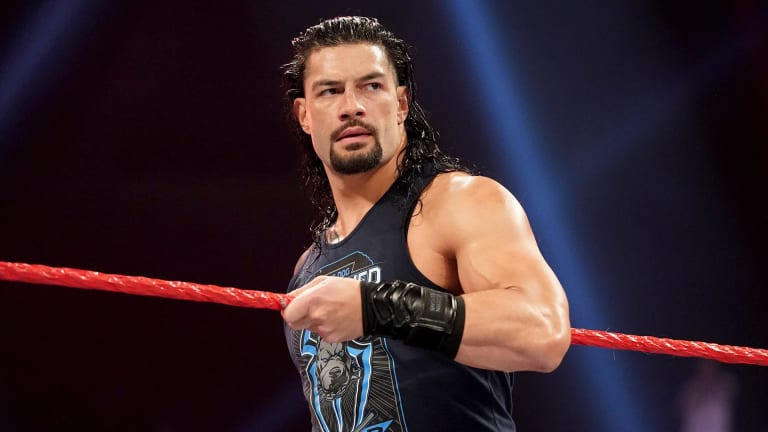 The Week in Wrestling: Roman Reigns Honored to Share '2K' Cover With Becky Lynch