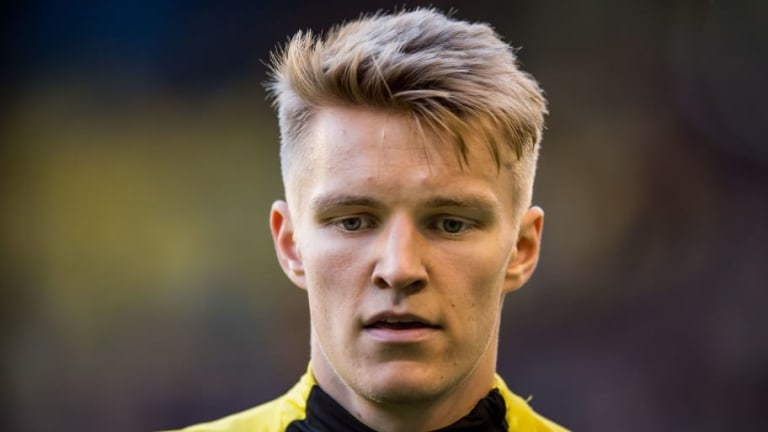 Martin Ødegaard Poised to Join Real Sociedad on Two-Year Loan Deal